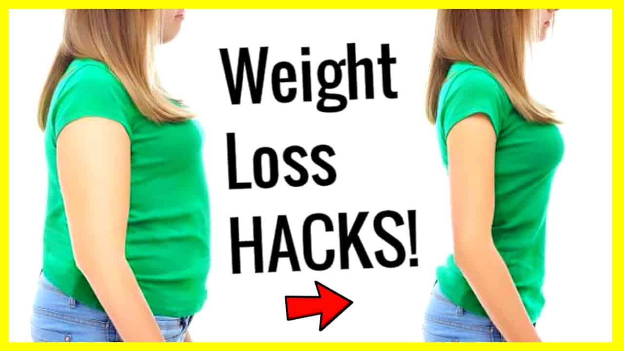 Tips for losing weight