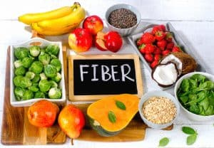 Follow A High Fiber Diet To Reduce High Blood Pressure
