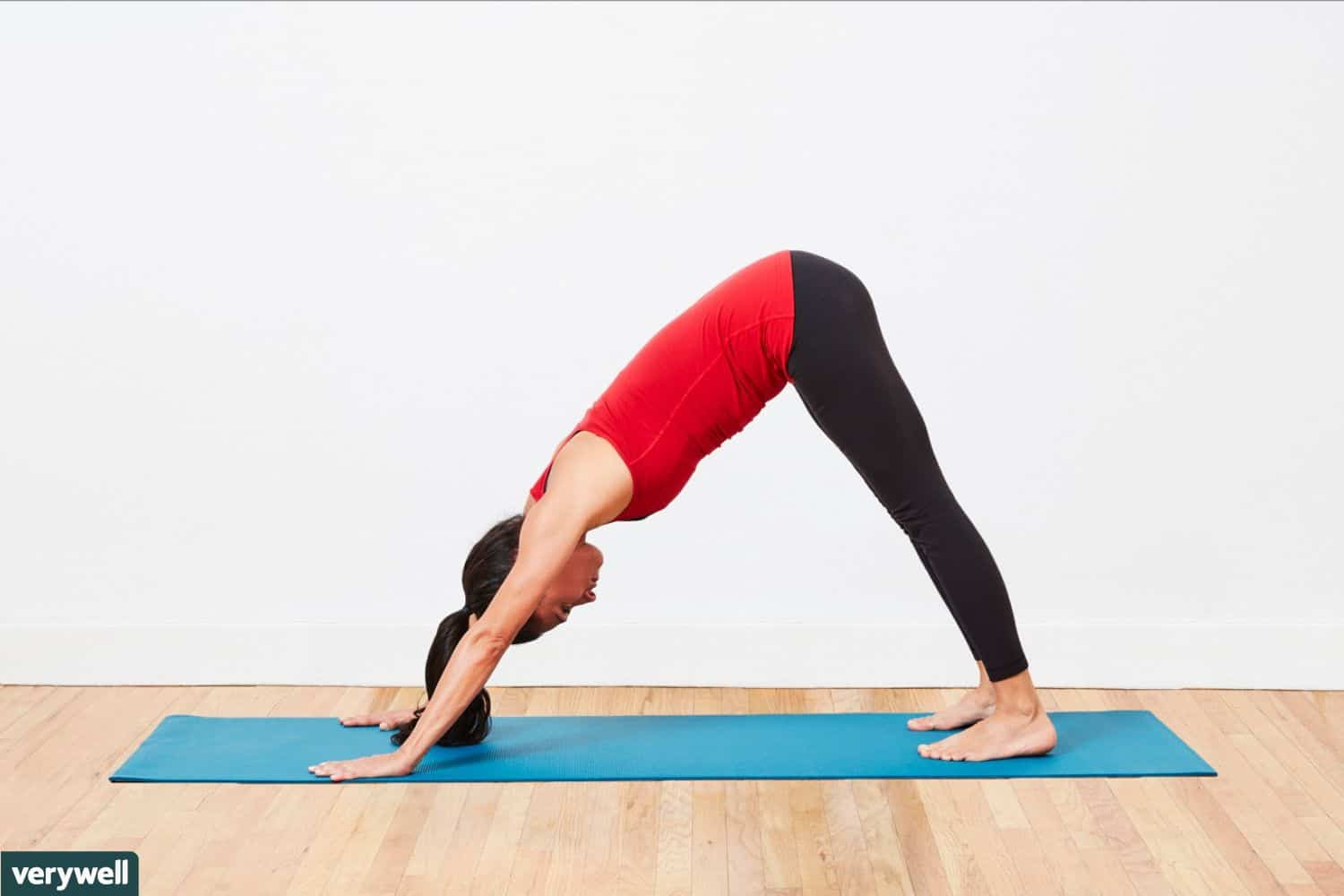 Add basic yoga to your fitness plan to improve your overall health and weight loss.