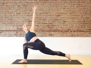 A healthy yoga workout will help you lose weight faster.