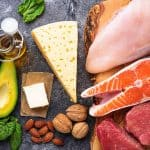 Tips for following a healthy diet plan.