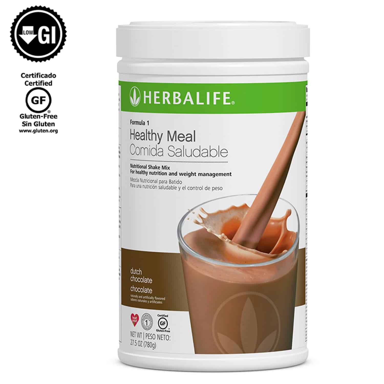 We review some of the Herbal Life diet supplements.