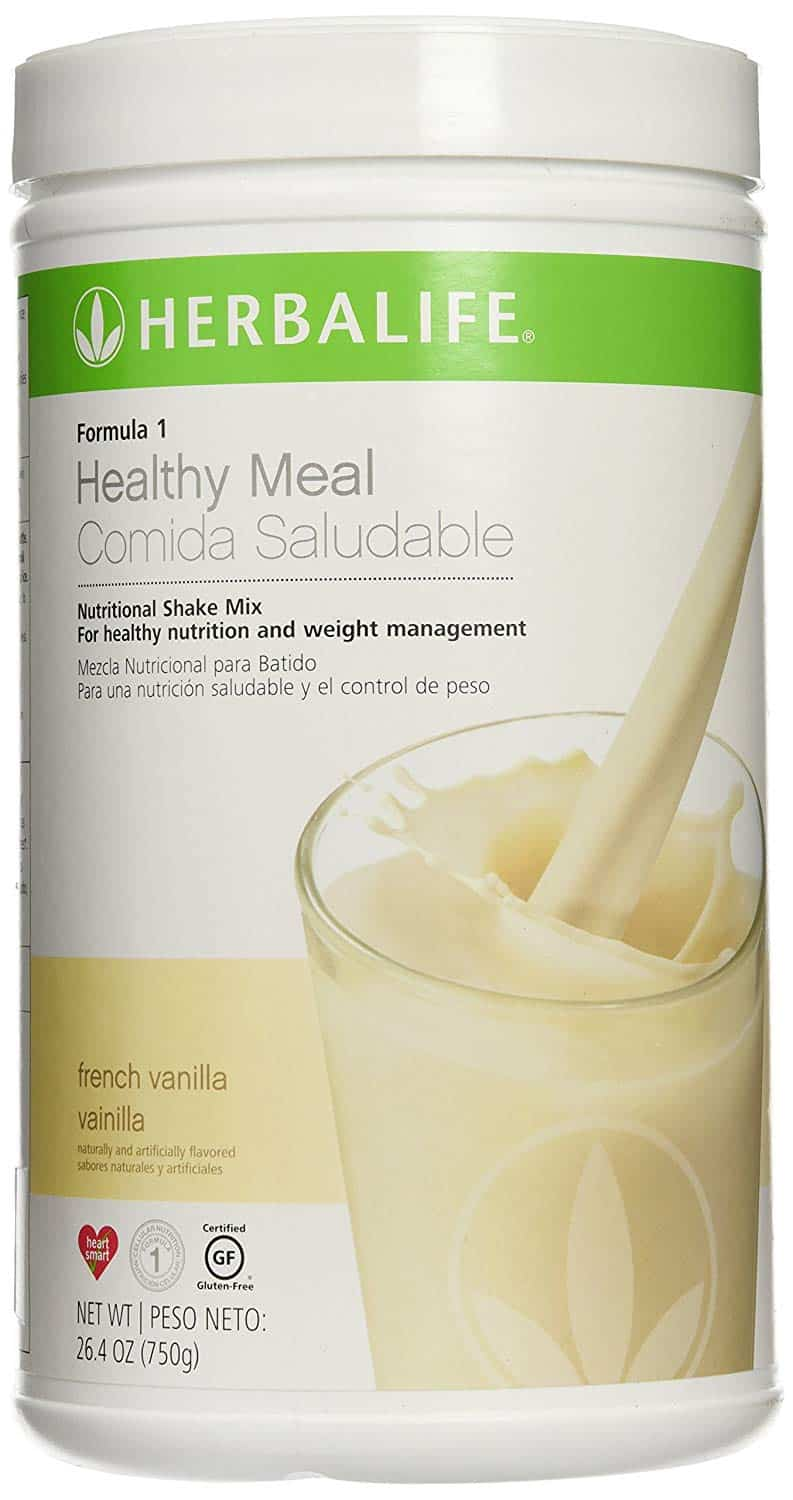 A review of Herbal Life for weight loss.