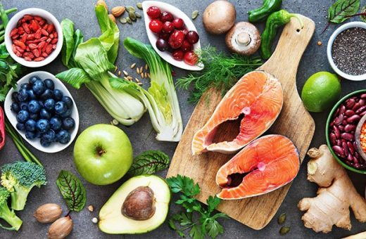 Eat Healthy Foods For A Healthy Diet