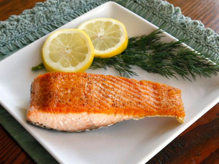 Salmon Is An Omega 3 Rich Food