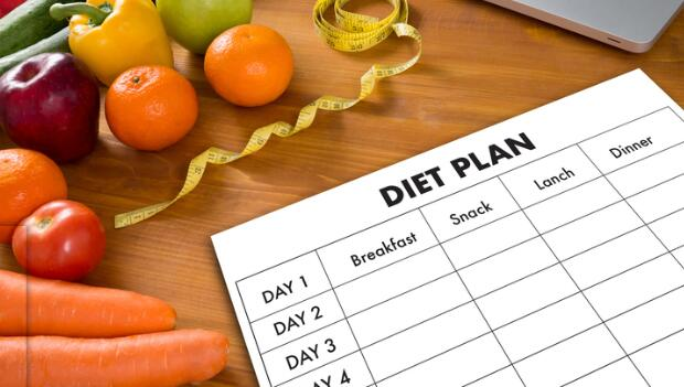 Follow A Smart Diet Plan