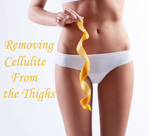 Tips for getting rid of cellulite