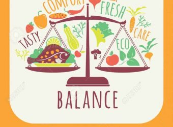 A balanced diet is a lifestyle change that can lead to weight loss.