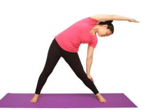 Adding yoga to your fitness routine can help to increase weight loss.