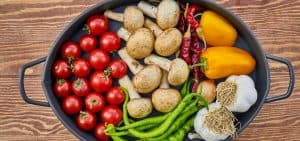 A healthy diet plan with a workout plan increases weight loss