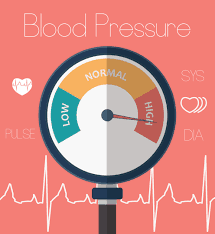 High blood pressure can be affected by your diet and excess weight.
