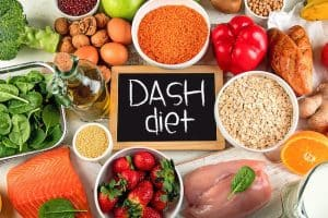 Follow the DASH Diet for long term weight loss.