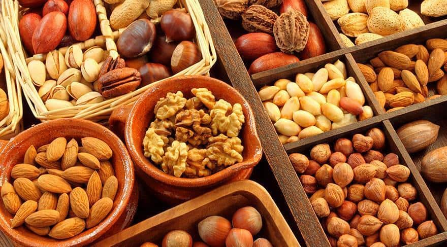 Add Healthy Nuts And Seeds To Your Diet