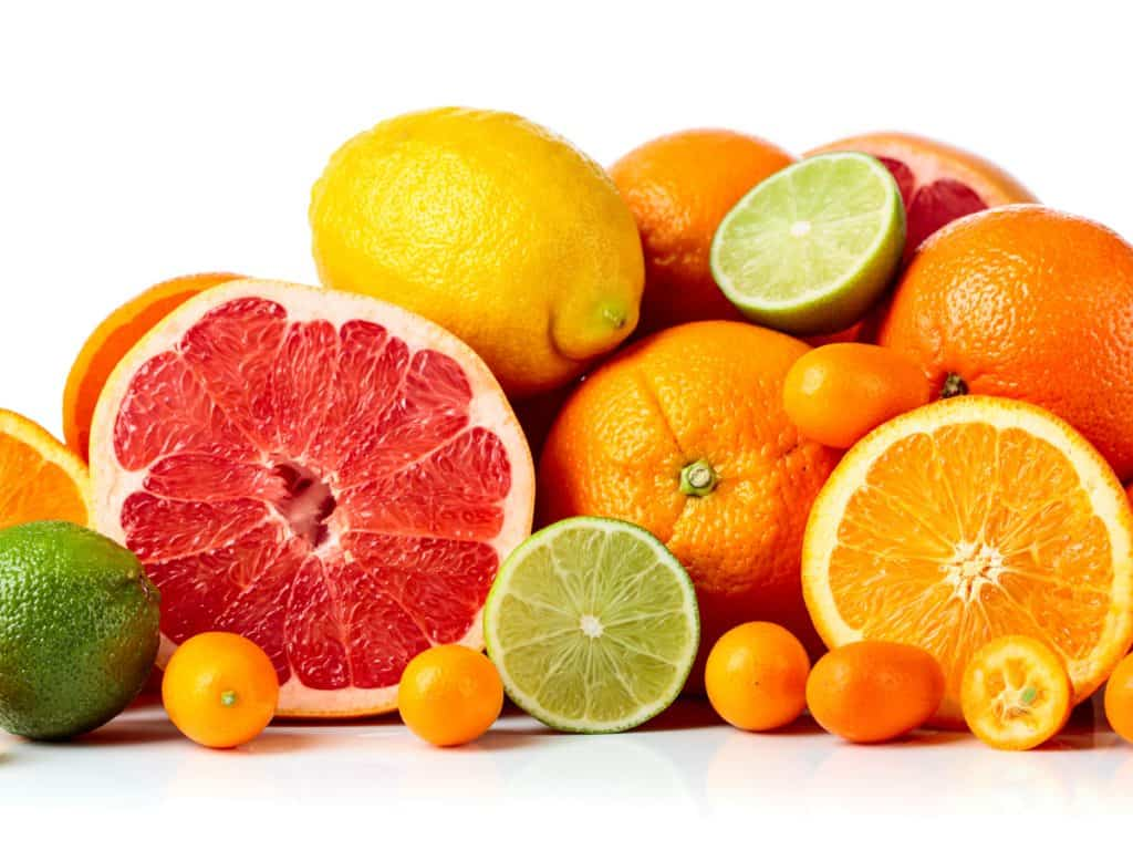 Add Plenty Of Citrus Fruits To Your Diet.