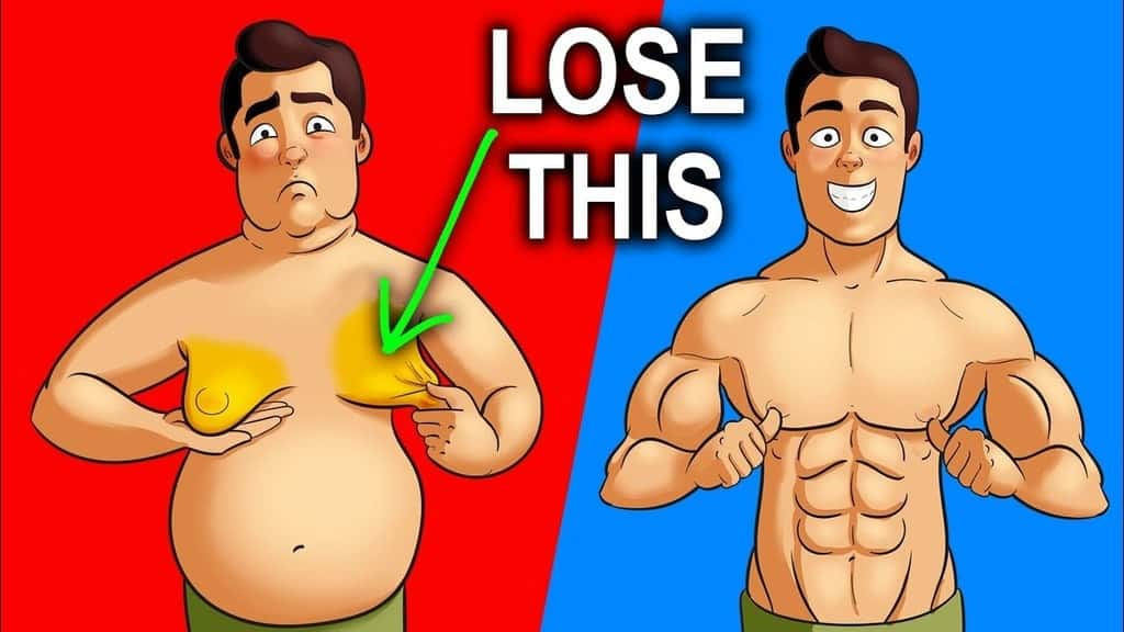 Get Rid Of Chest And Belly Fat