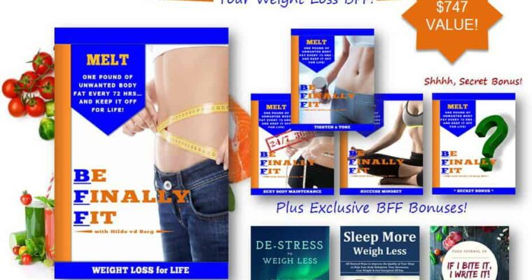 Be Finally Fit And Lose Weight