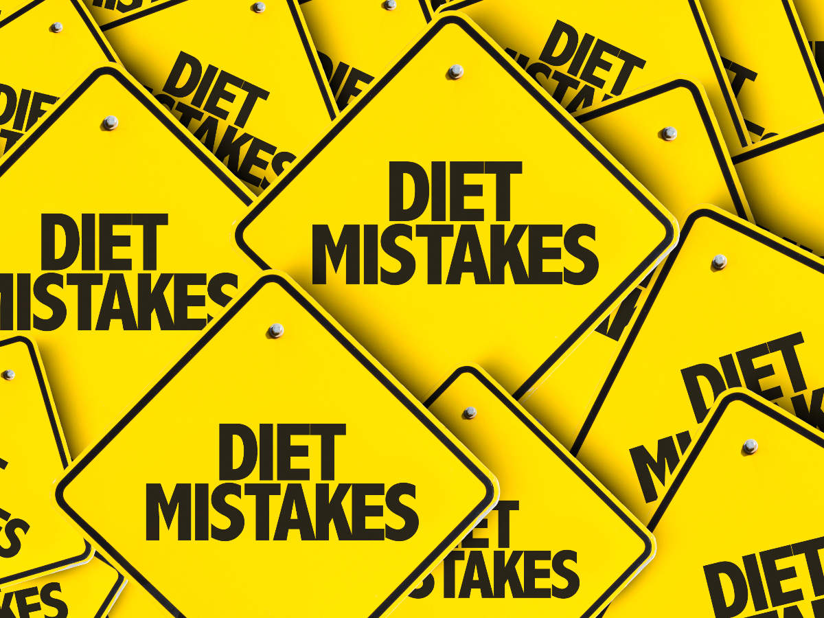 Three Blunders To Avoid While Dieting